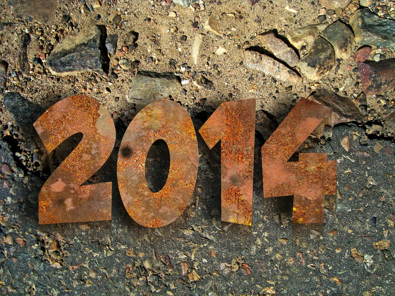 2014 New year new look