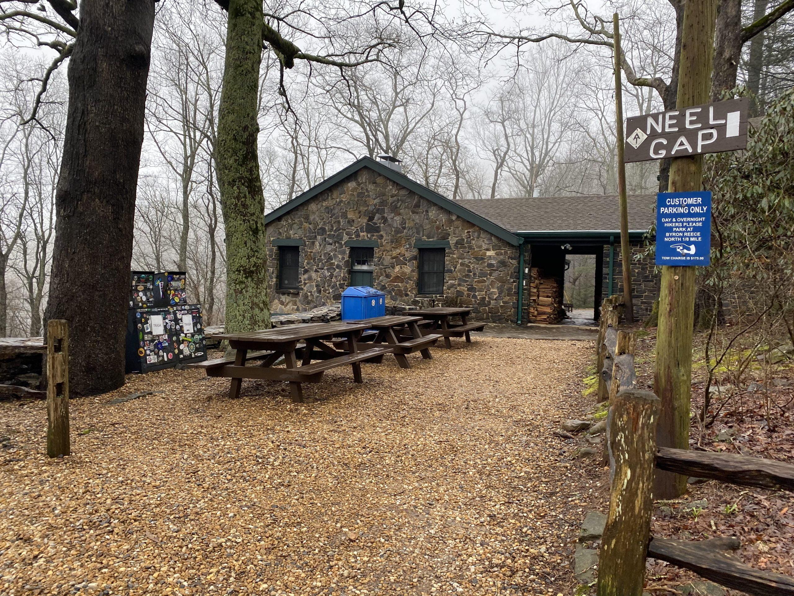 Day 7: Appalachian Trail Thru Hike | Neel Gap to Baggs Creek Gap