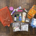 DITY bag for the Appalachian Trail