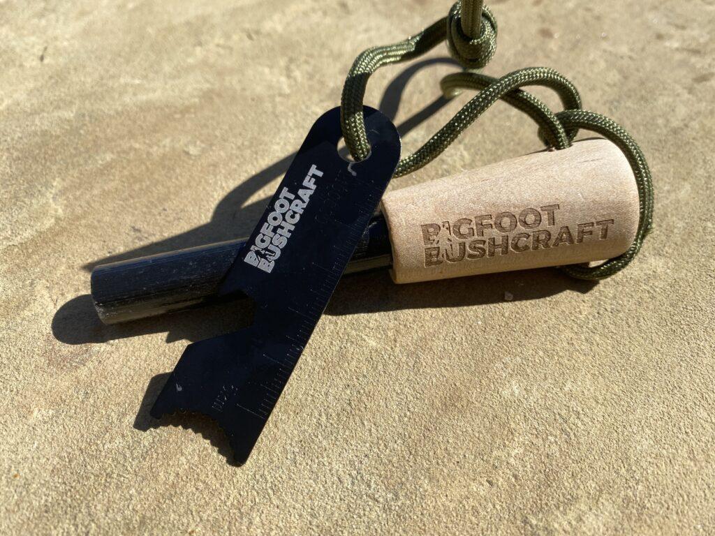 Bigfoot Bushcraft Ferro Rod