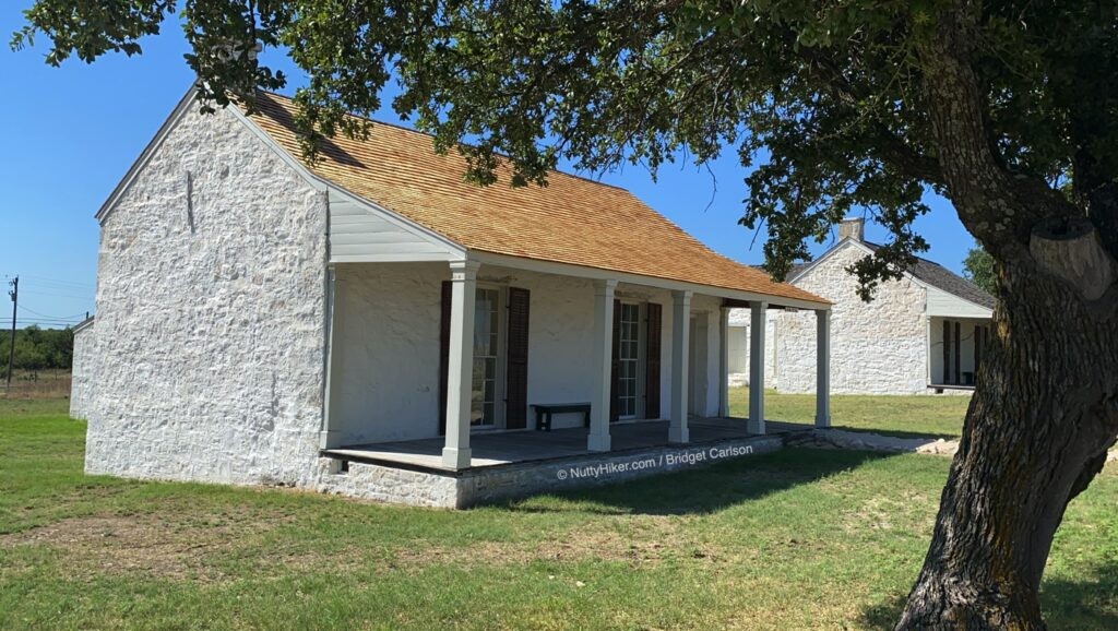 Captains Quarters, Fort McKavett