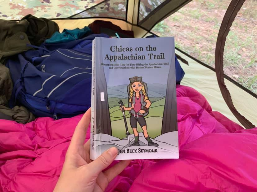 Chicas on the Appalachian Trail Book by Jen Beck Seymour