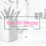 Make Money Blogging Picture