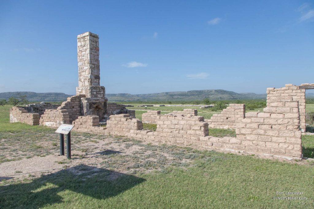 Fort Lancaster 6