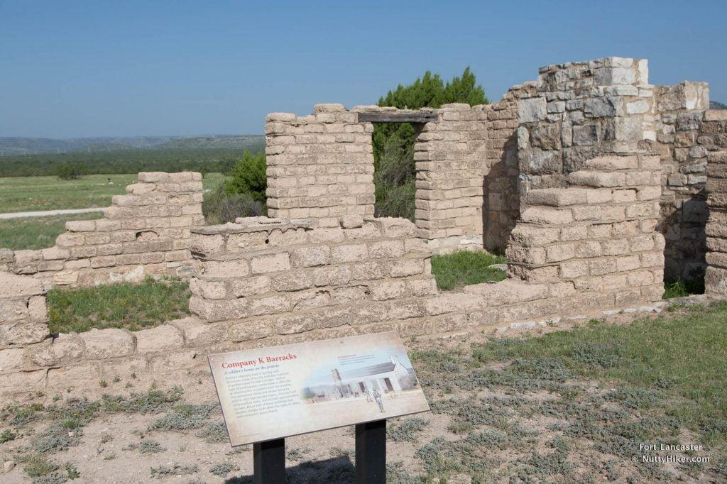 Fort Lancaster 7