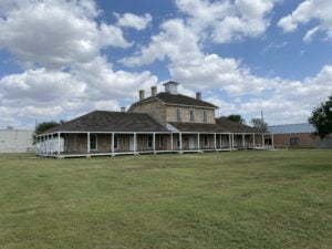 Fort Concho || National Historic Landmark