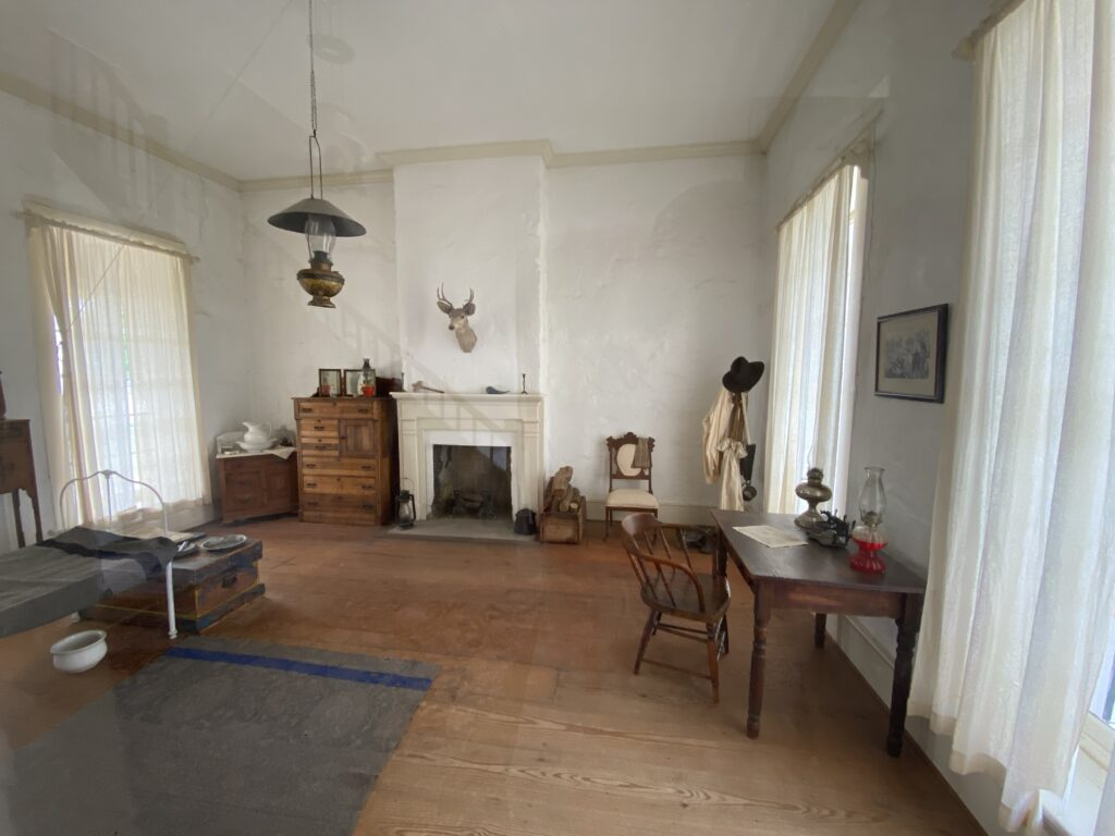 Fort Concho Officer Quarters