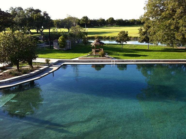 Hancock Springs Pool
