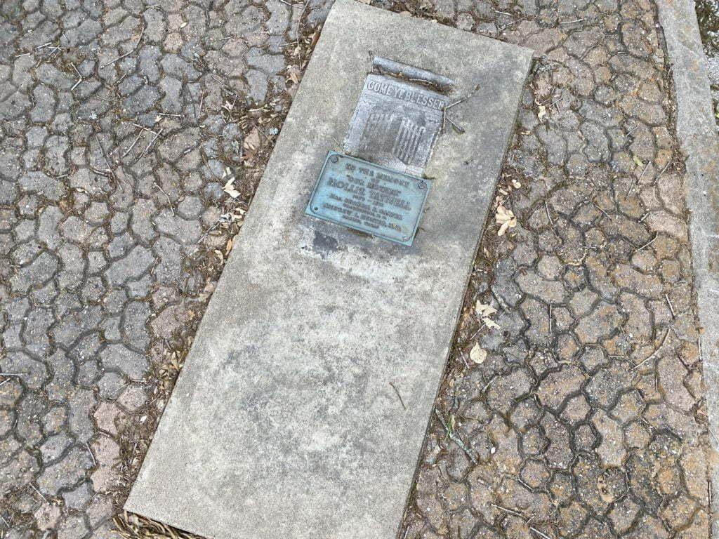Hollie Tatnell Grave NuttyHiker