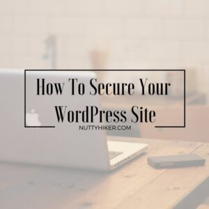 How to secure your Wordpress Site picture