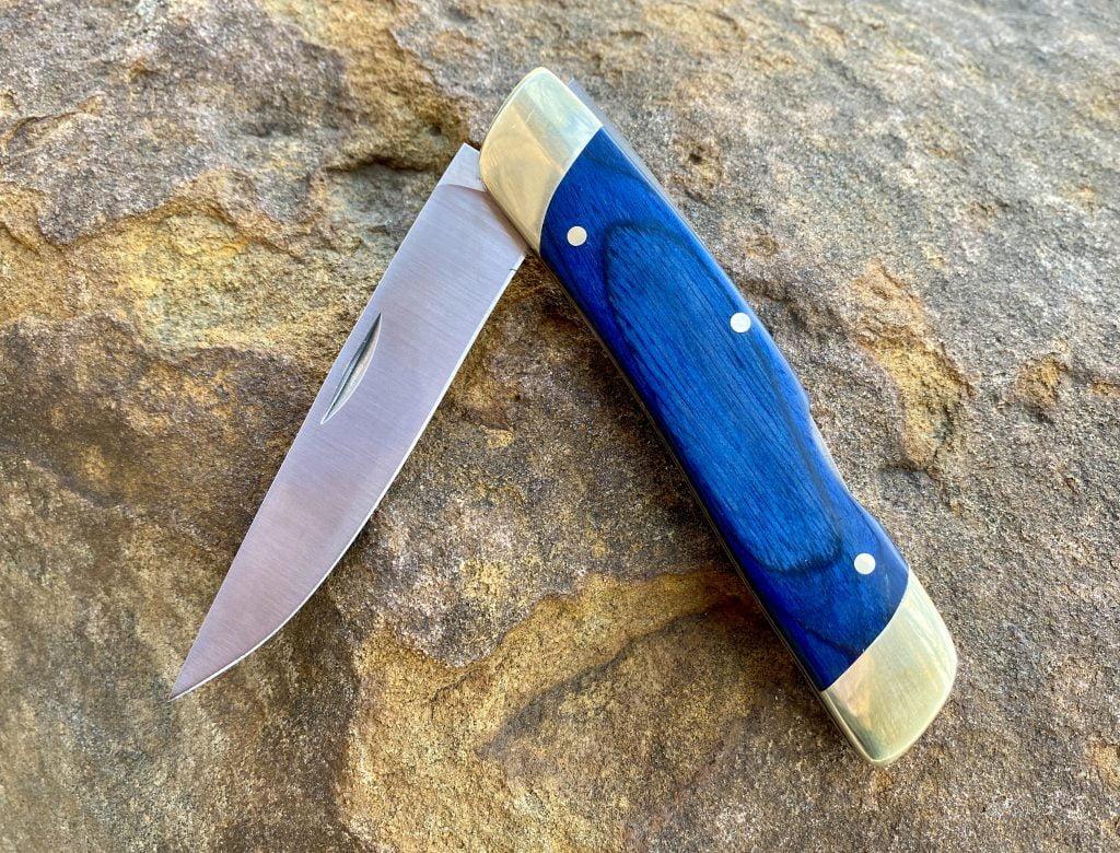 """NoBox 3.5"""" Single Blade Folding Knife"""