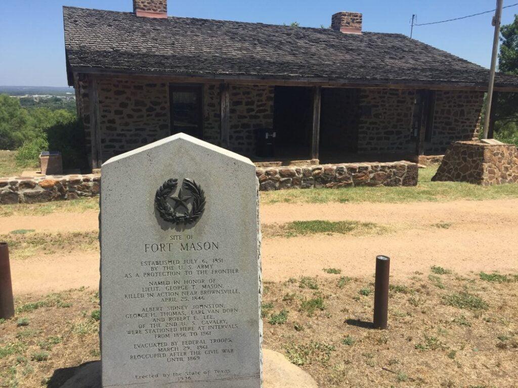 Fort Mason Texas