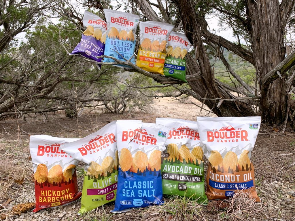 Boulder Canyon Chips variety