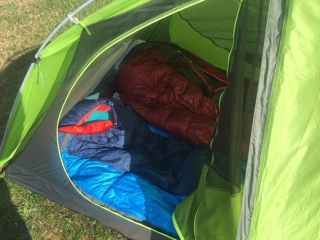 Nemo Hornet 2P Backpacking Tent