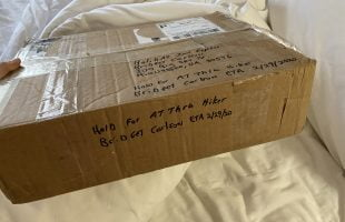 How to address packages sent to an Appalachian Trail thru hiker