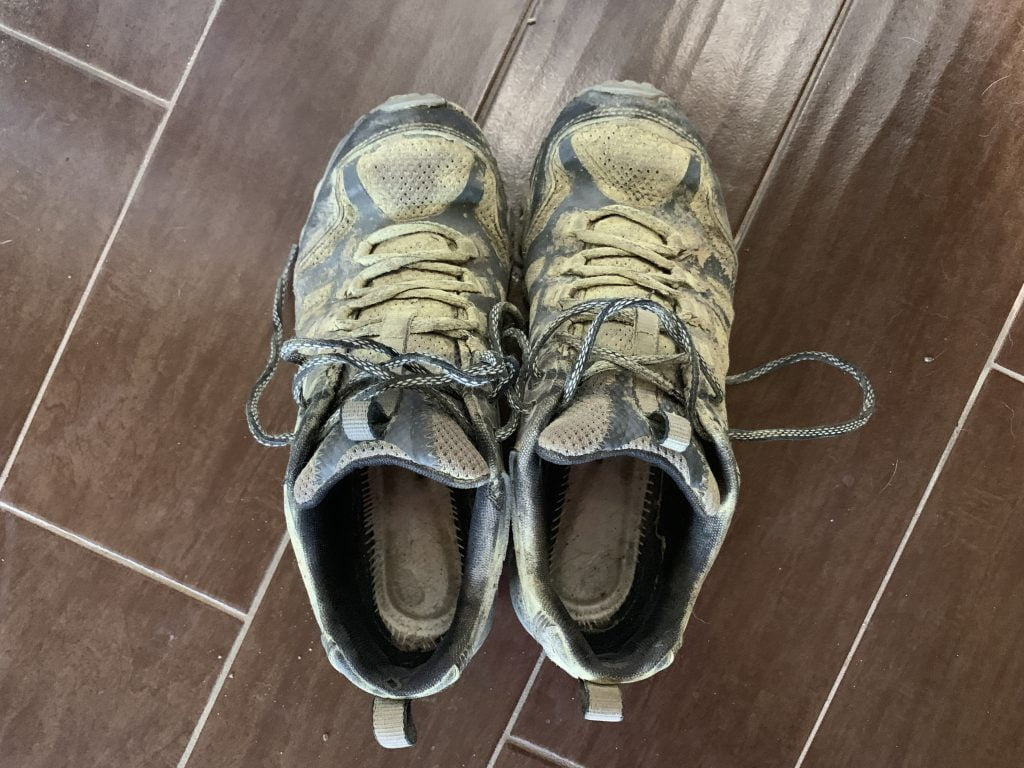 Lone Star Thru Hike Shoes / things I learned during my LSHT