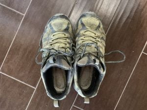 Lone Star Thru Hike Shoes / things I learned during my LHST