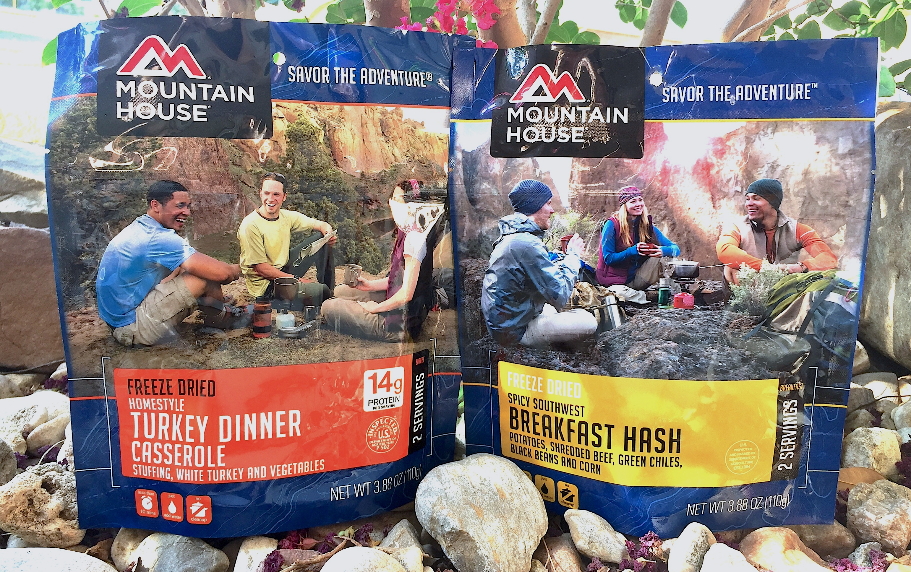 Mountain House Meals