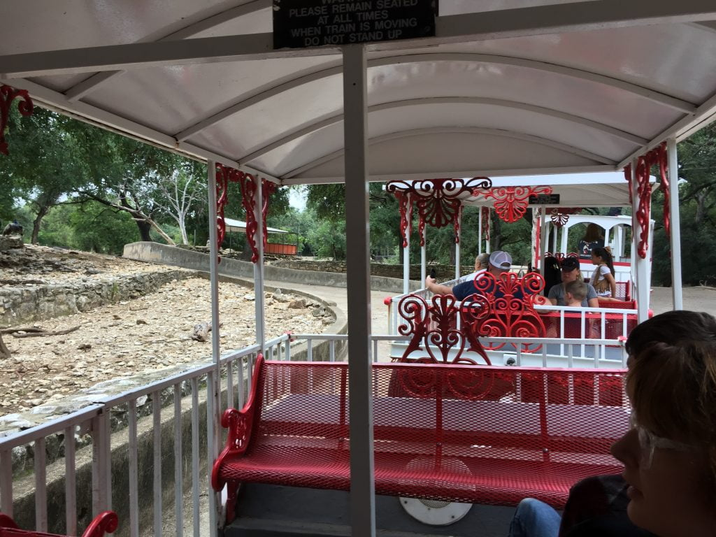 Train Ride at Wonder World Park