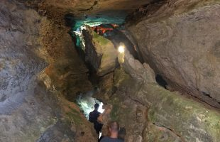 Wonder Cave in San Marcos Texas