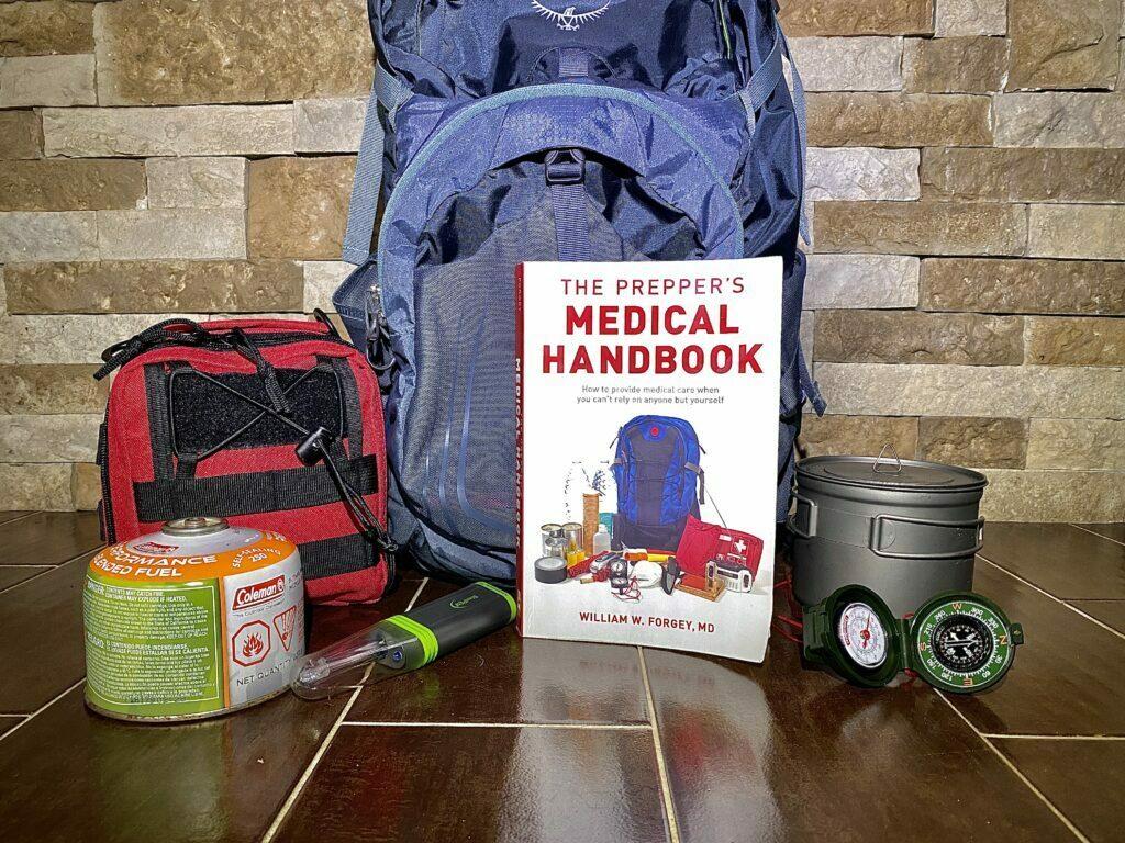 Prepper's Medical Handbook Review