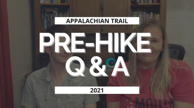 Lone Star Hiking Trail Appalachian Trail Gear Layout