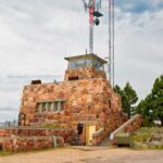 Mount Coolidge Fire Tower & Lookout || Custer State Park, South Dakota
