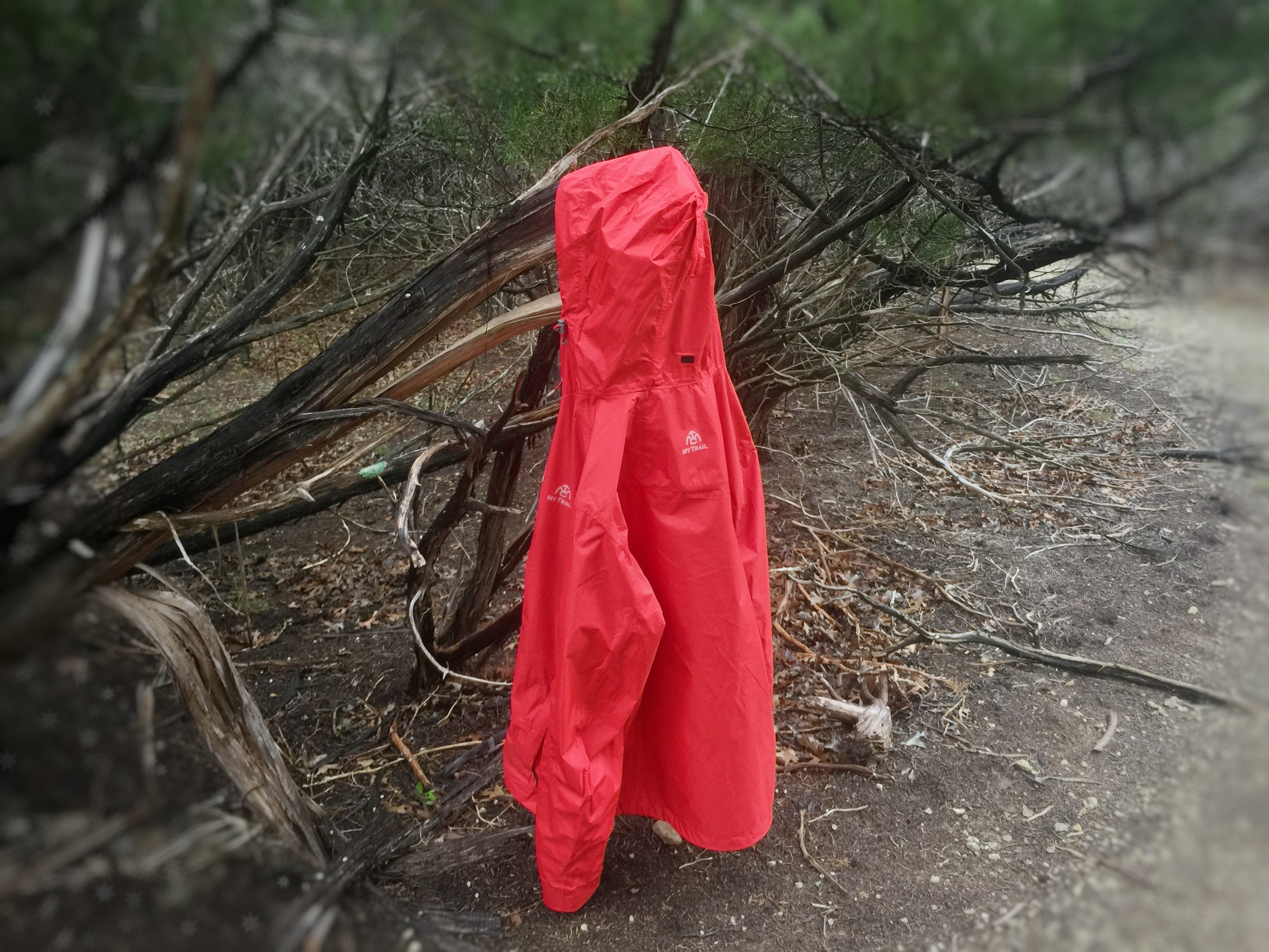 My Trail Storm UL Rain Jacket