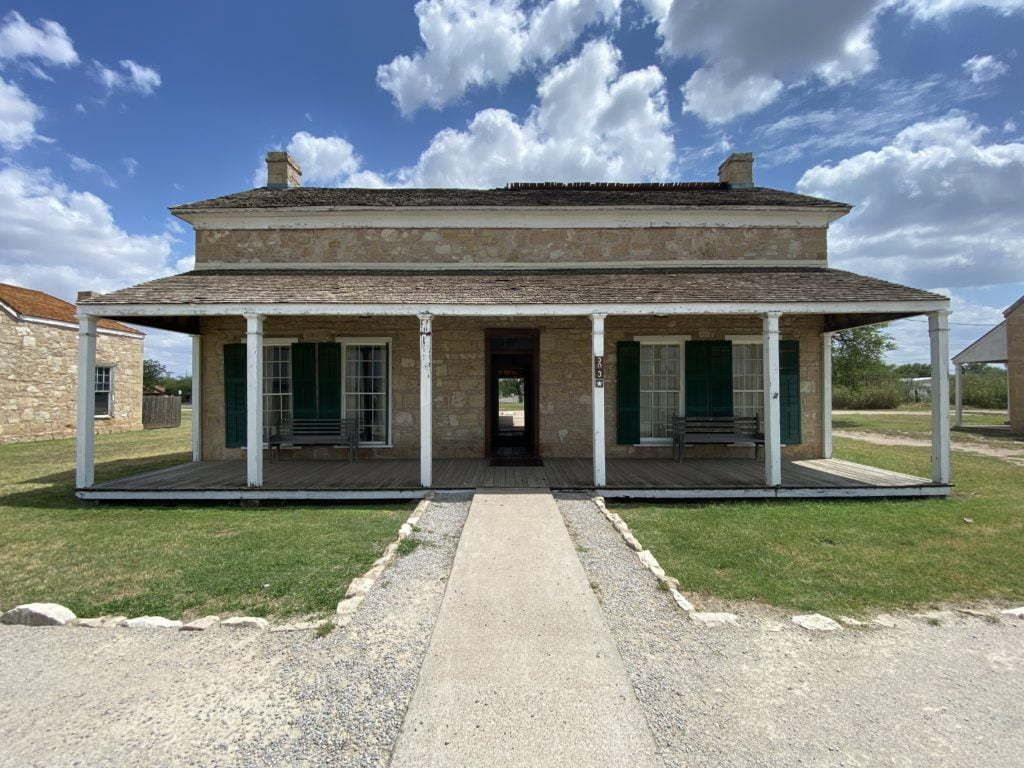 Fort Concho Officer Quarters 3
