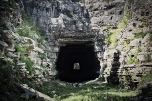Old Tunnel State Park in Texas