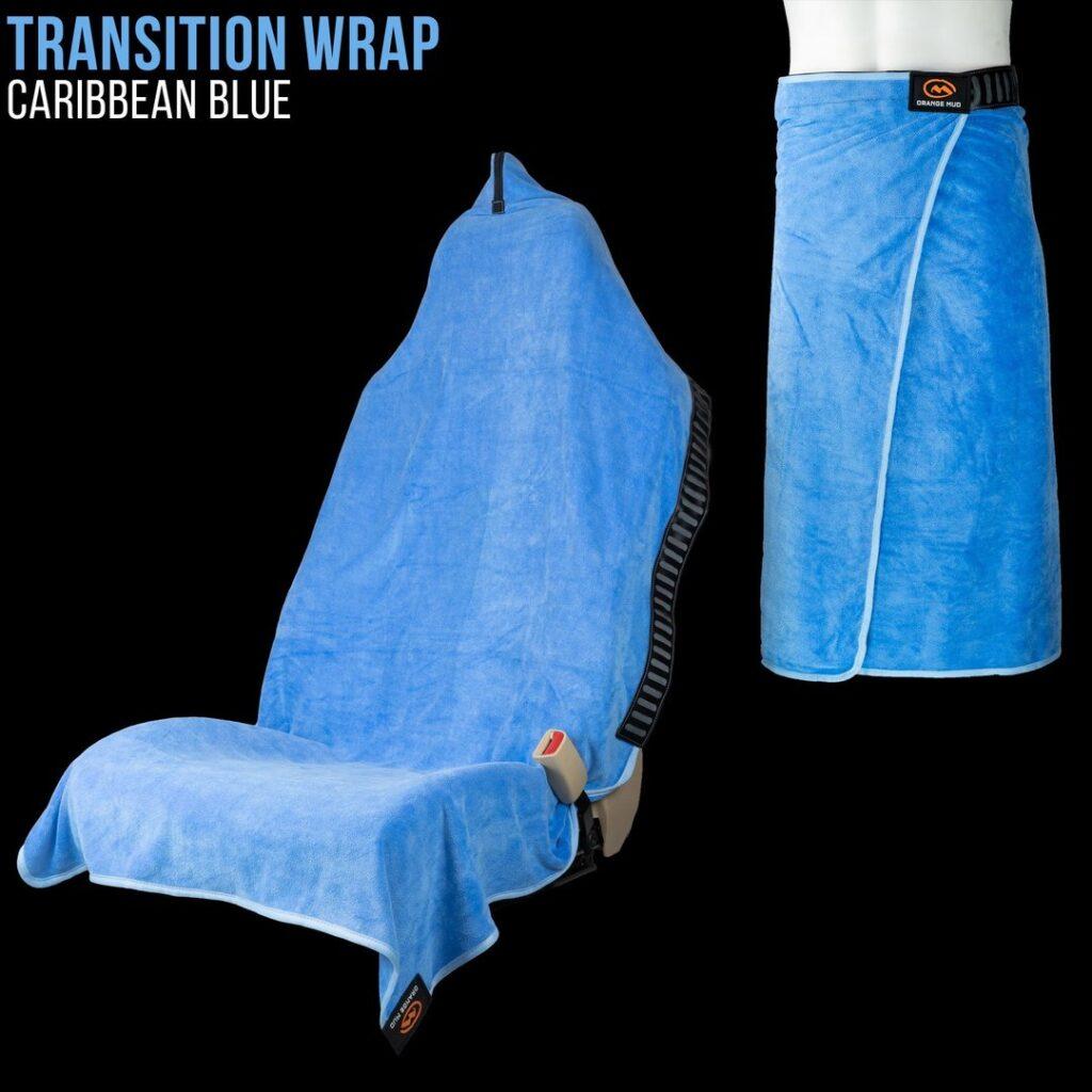 Orange Mud Wrap C Blue
