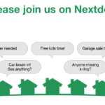 Join your nextdoor community