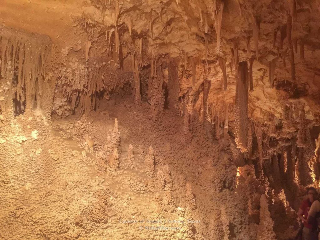 Sonora Caverns or the Caverns of Sonora are located in Sonora, Texas and are one of the top ten ranked caverns in the United States.