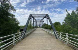 Sugarloaf Bridge || A Texas Historic Bridge