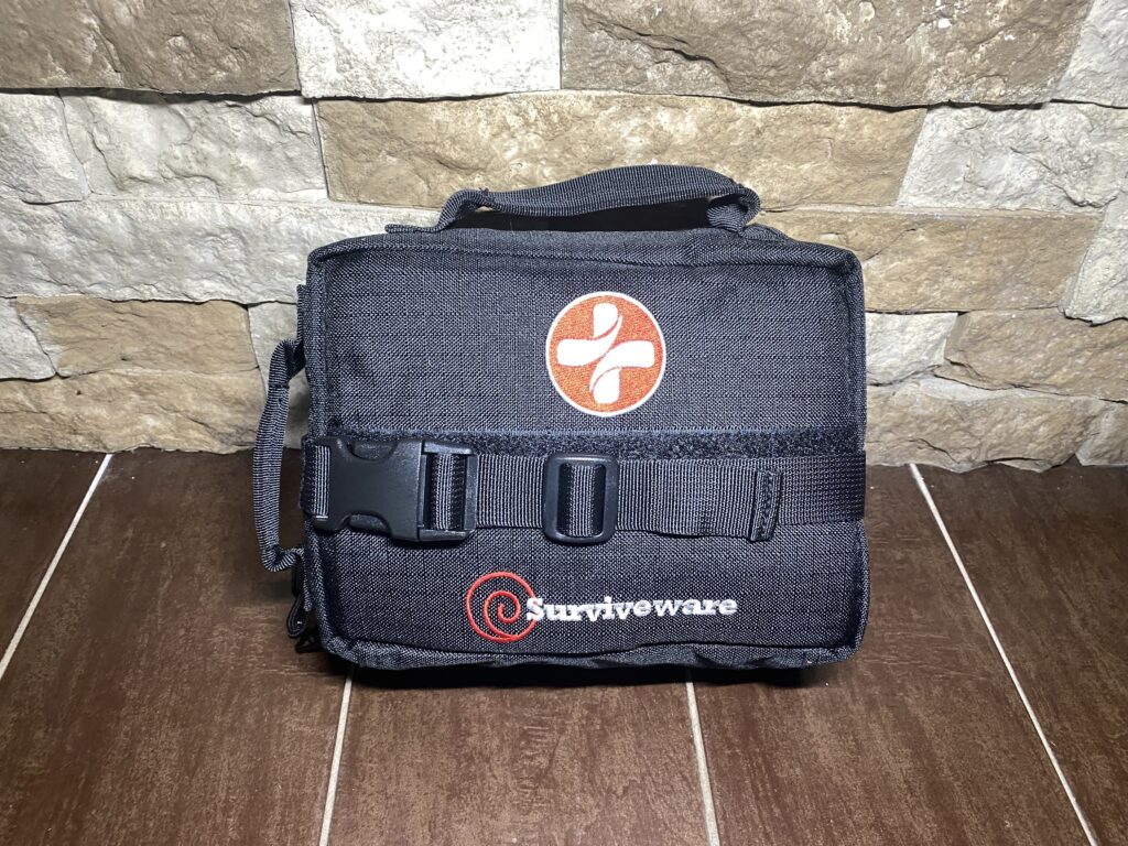 Surviveware Survival First Aid Kit