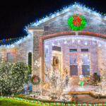 2015 Christmas Light Show - Harker Heights / Fort Hood