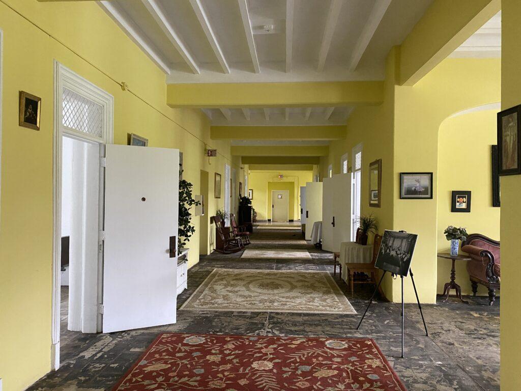 Trans-Allegheny Lunatic Asylum 1st floor
