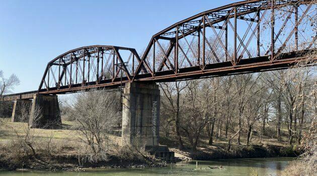 Two Bridges Trail Colorado River Refuge