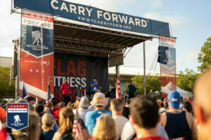 Wounded Warrior Project Carry Forward 5K - I Carry For.....