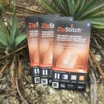 ZipStitch™ Laceration Kit Review & Giveaway