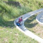 Alpine Slide, Keystone, South Dakota