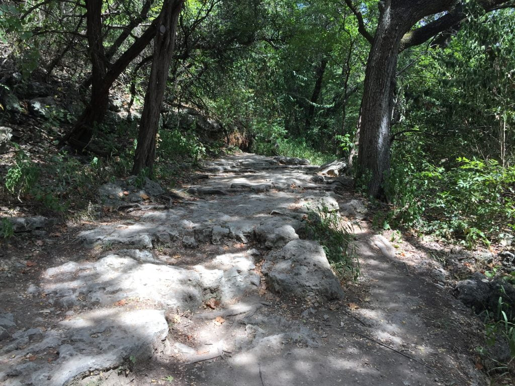 Barton Creek Greenbelt Trail