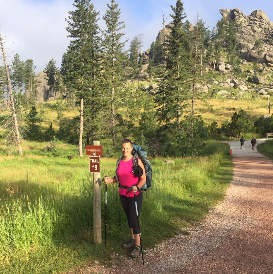 Black Elk Peak Trailhead