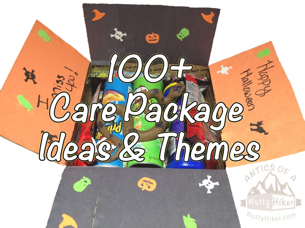 Care Package Ideas & Tips