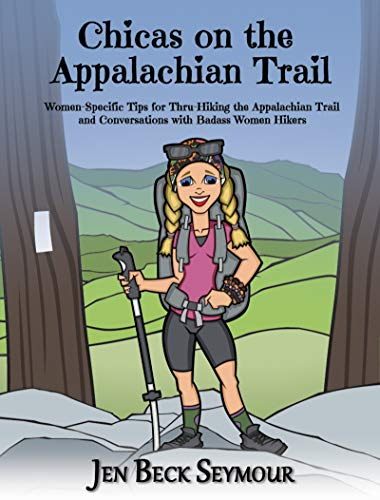 chicas on the appalachian trail book cover