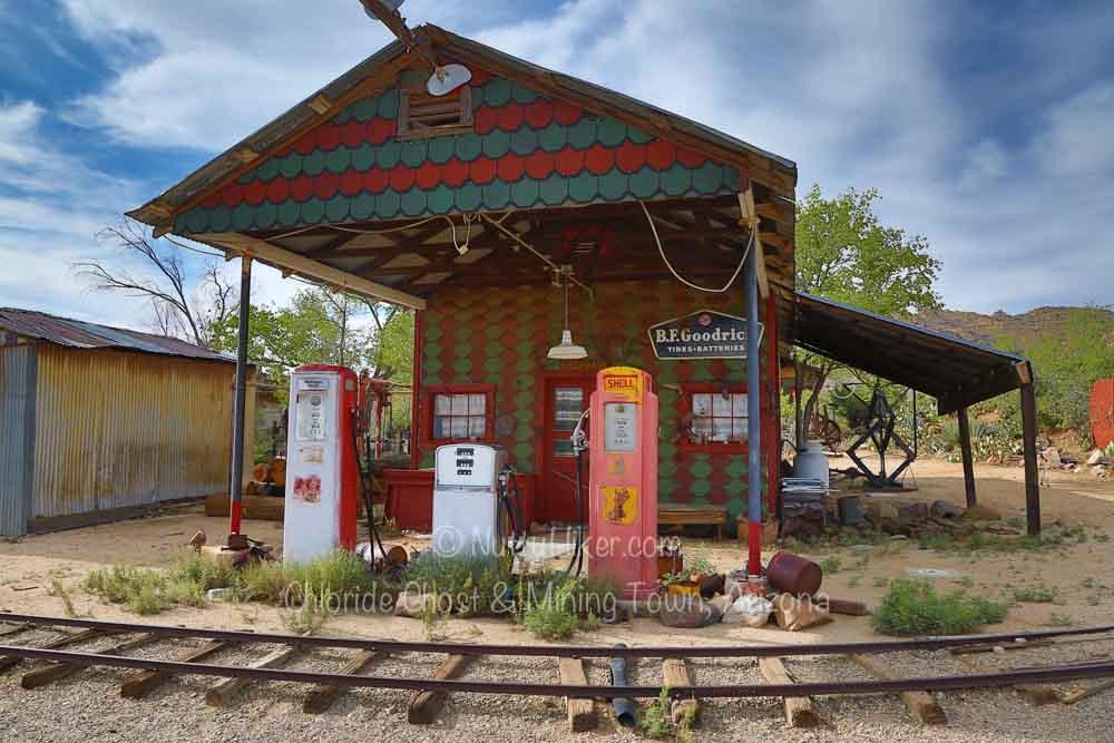 Chloride Ghost & Mining Town, Arizona
