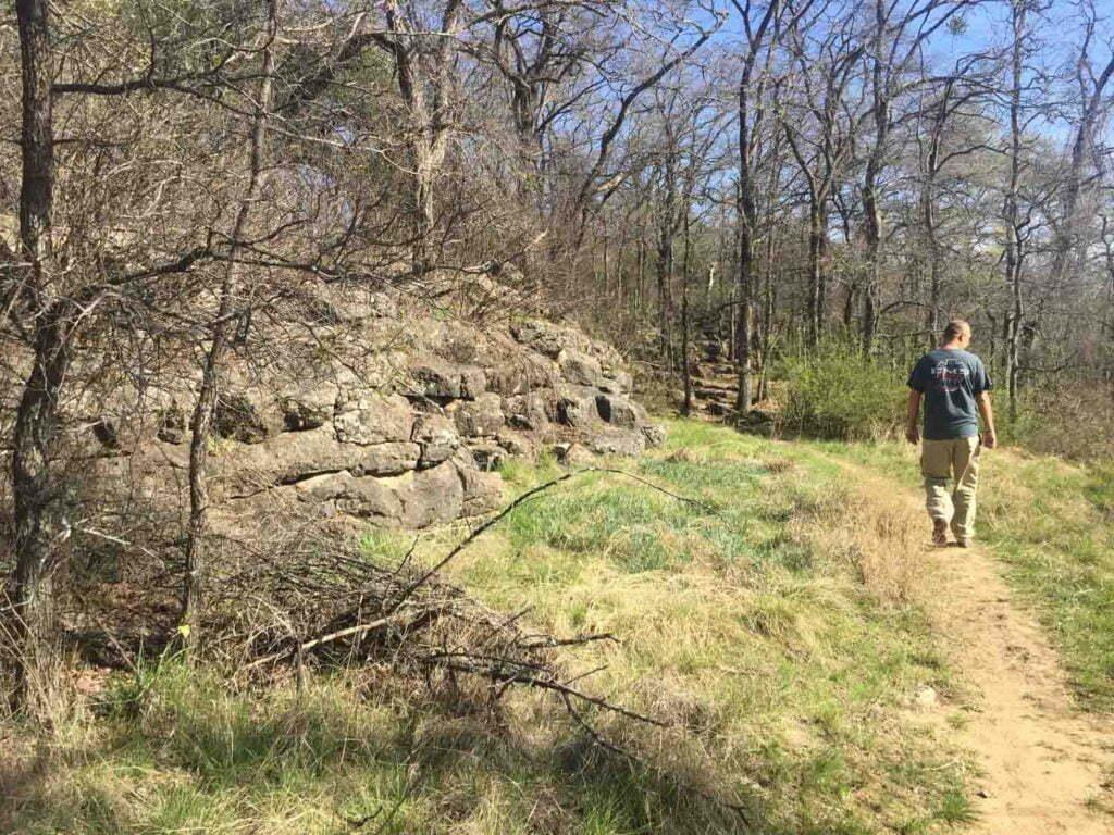 Fort Richardson State Park Rambling Springs Trail