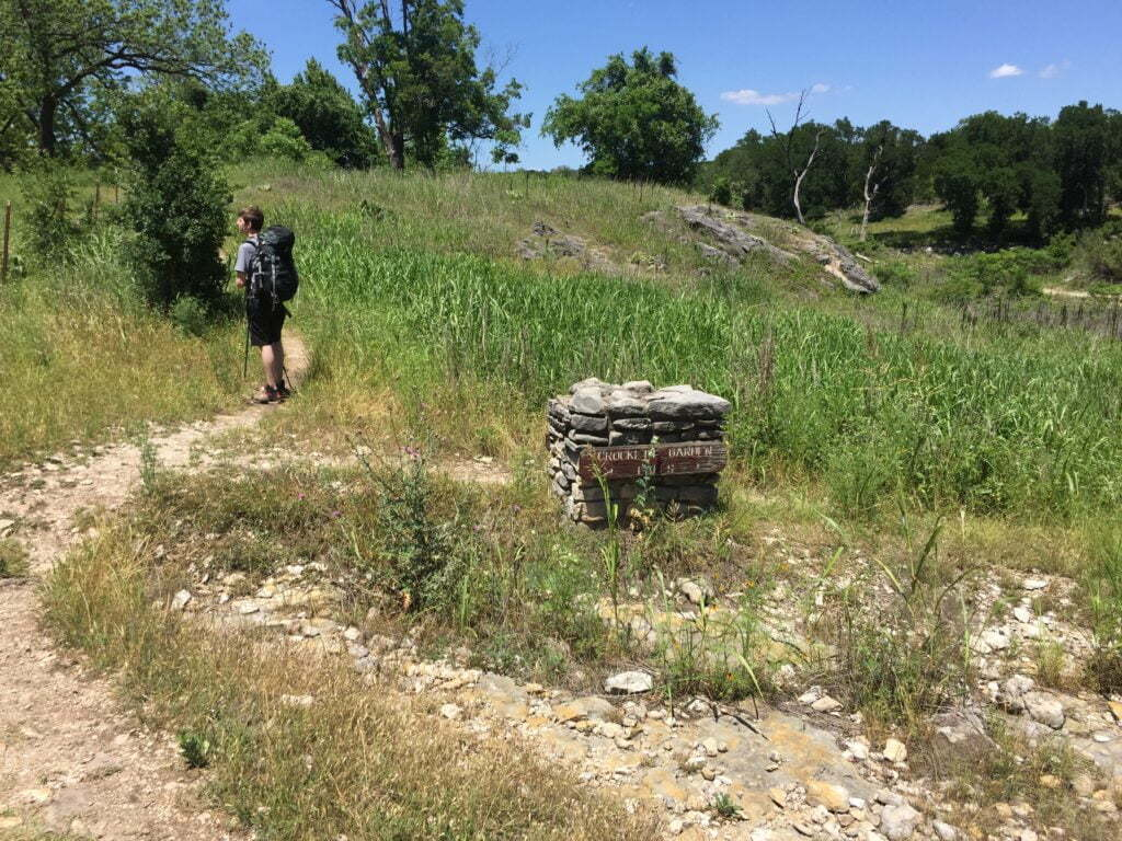 Goodwater Loop Trail in Georgetown Texas