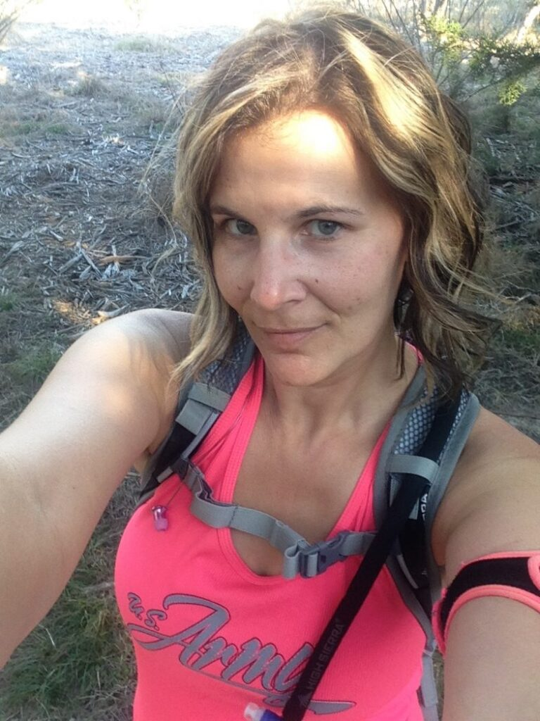 Hiking Feb 12 2016 at Dana Peak Park