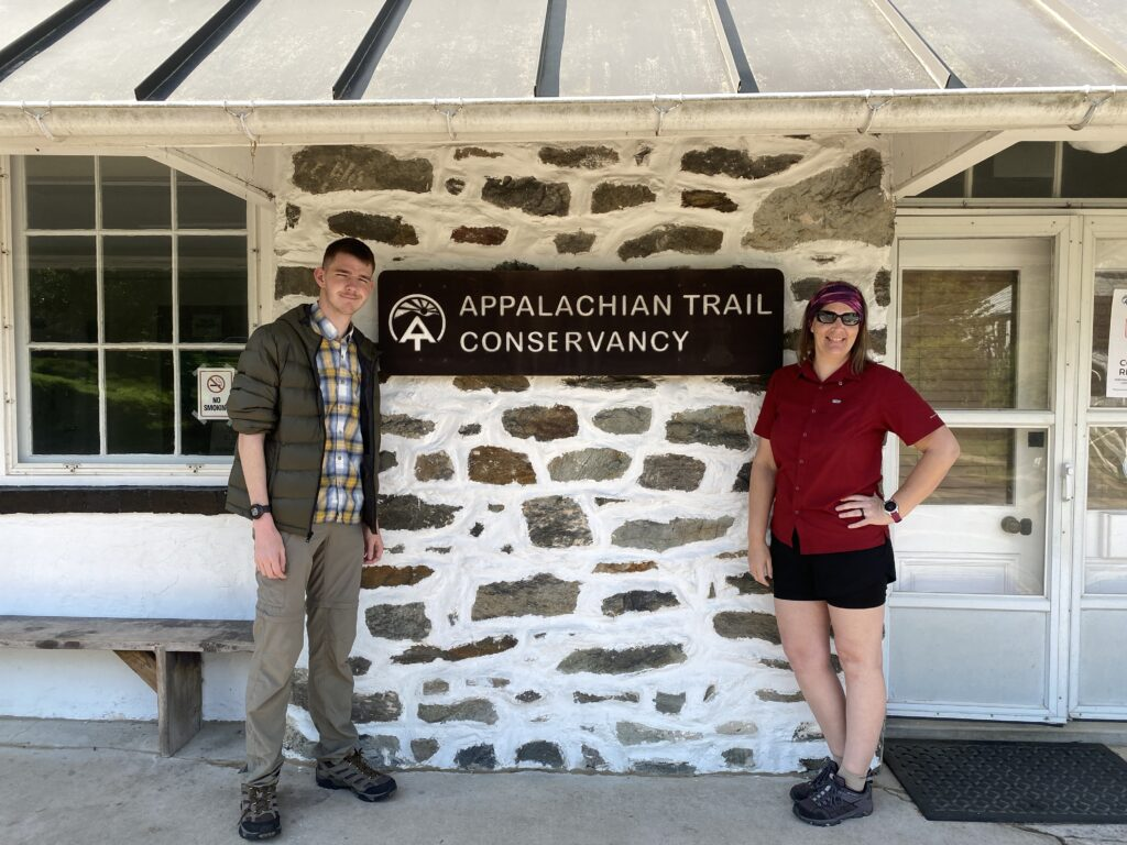 Appalachian Trail: Harpers Ferry to Gathland State Park
